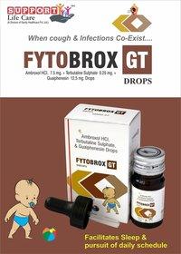 Ambroxol HCl 7.5mg + Terbutaline Sulphate 0.25mg + Guaiphenesin 12.5mg