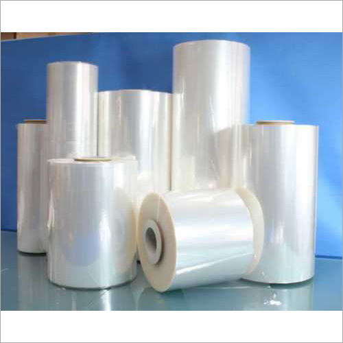 Silicone Coated Film Roll