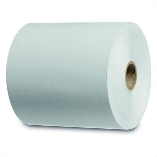 Barcode Label Chromo Paper Roll