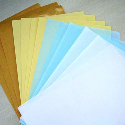 Silicone Colored  Paper
