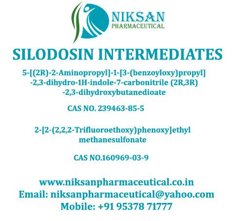 SILODOSIN INTERMEDIATE