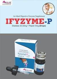 Enzyme Drops- Fungal Diastase (1:1200) 33.33mg + Pepsin (1:3000) 5mg /ml