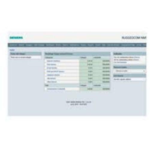 Siemens Ruggedcom Network Management