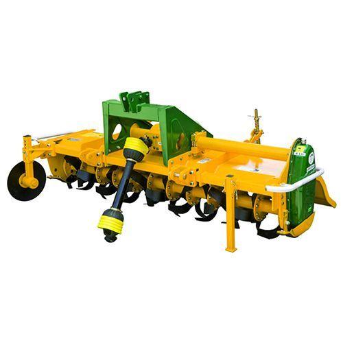 Cast Iron Tractor Rotavator