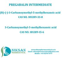 PREGABALIN INTERMEDIATE