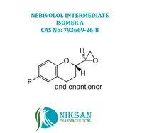 (2R)-rel-6-Fluoro-3,4-dihydro-2-(2S)-2-oxiranyl-2H-1-benzopyran