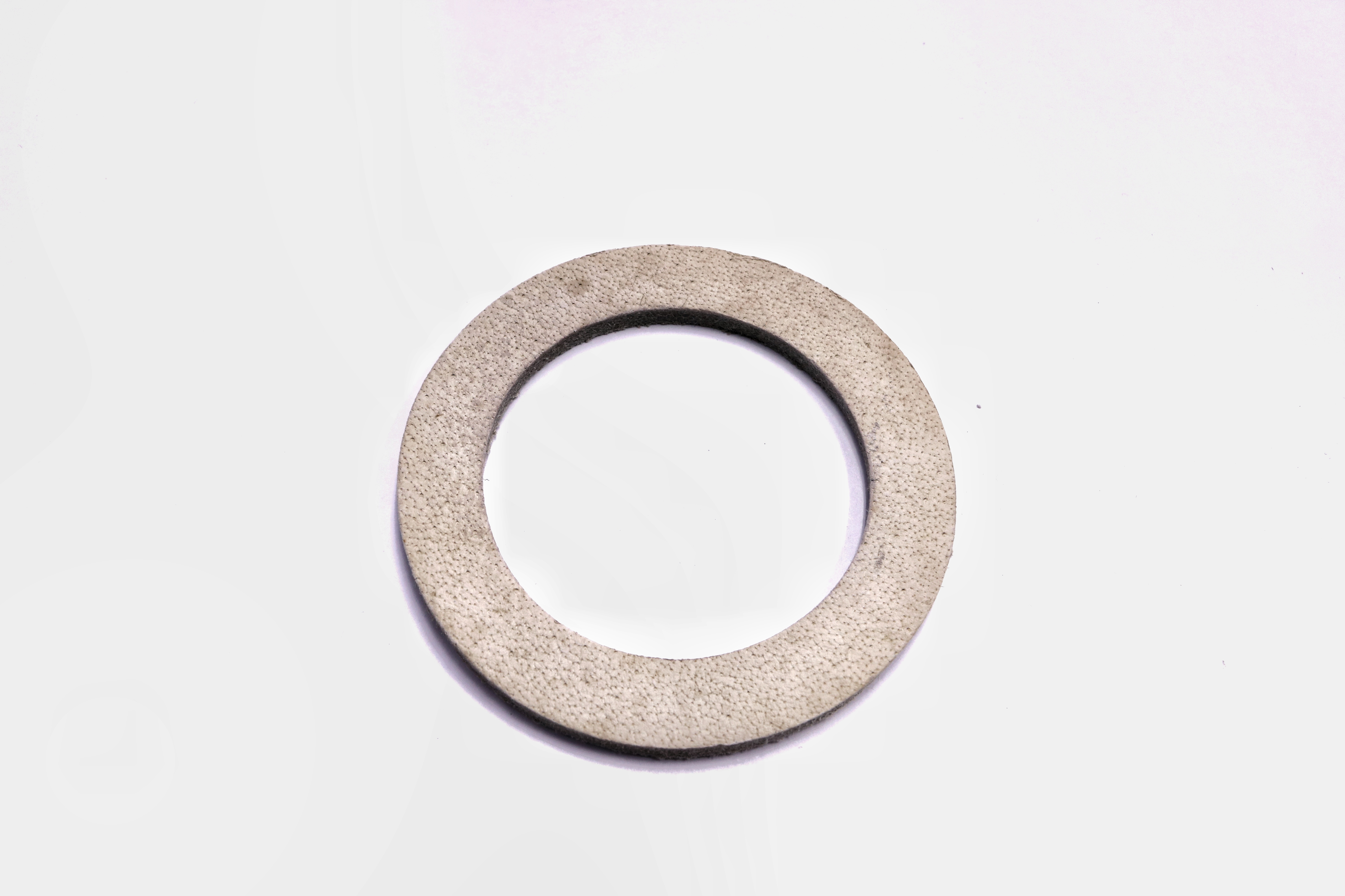 Chrome Leather Gasket