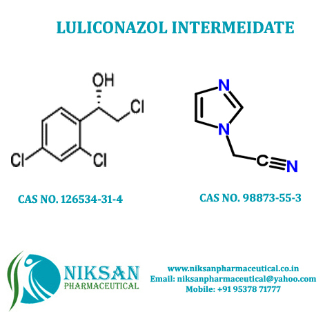 LULICONAZOL INTERMEDIATES