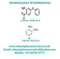 FENBENDAZOLE INTERMEDIATES