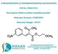 2-Methoxyethyl-(3-Nitrobenzyledene) Acetoacetate