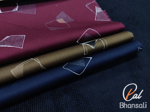 PAL by Bhansali Printed Shirting Fabric