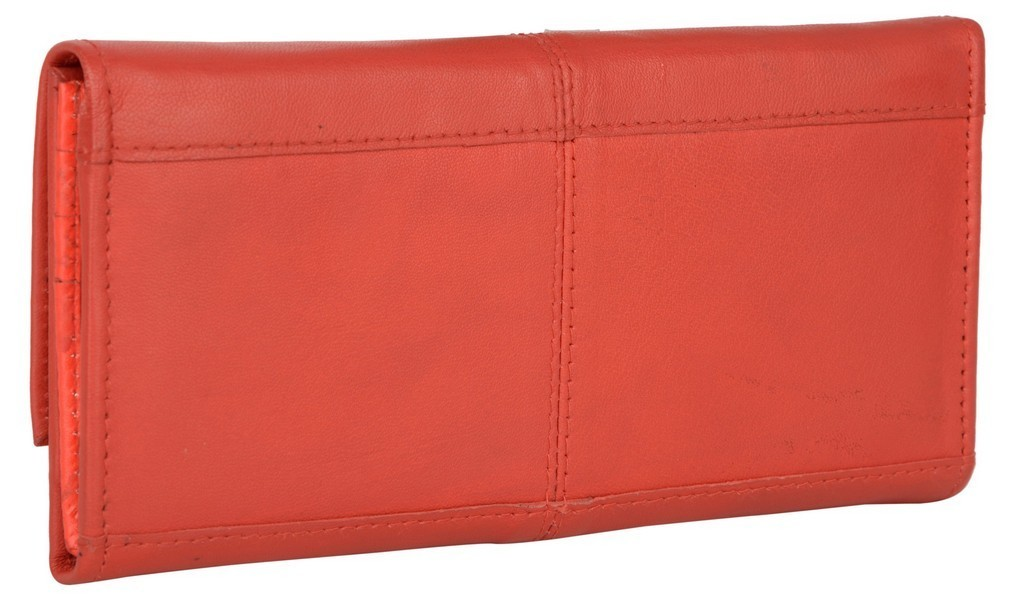 WOMEN RED WALLET
