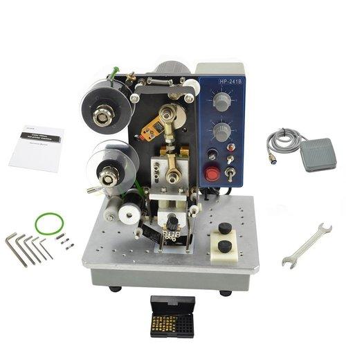 Ribbon Coder ( Semi Automatic )