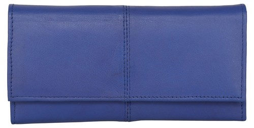 BLUE WOMEN WALLET