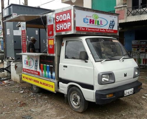 Mobile Soda Machine in Maruti Van(omni)