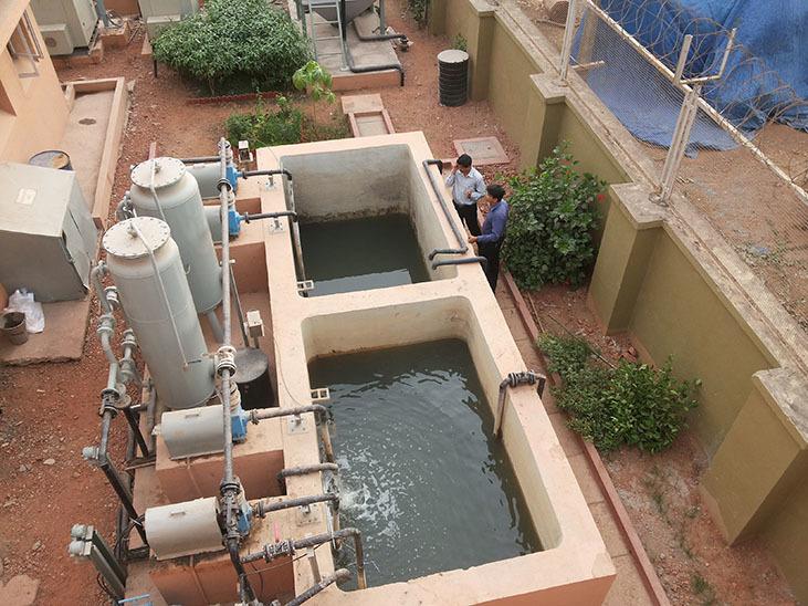 Effluent Treatment Plant Services