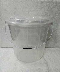 Plastic handle Bucket