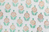 Jaipuri Floral Printed Cotton Fabric
