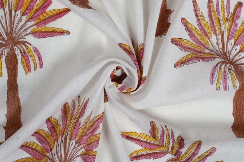 Palm Tree Fabric