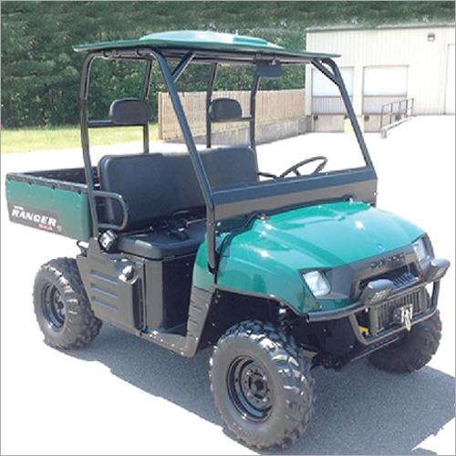 Lifted Golf Cart