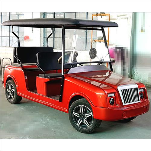 Vintage Electric Golf Cart