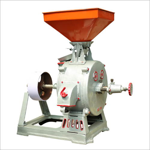 MS Flour Mill Machine