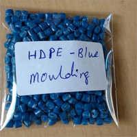 Blue Hdpe Moulding