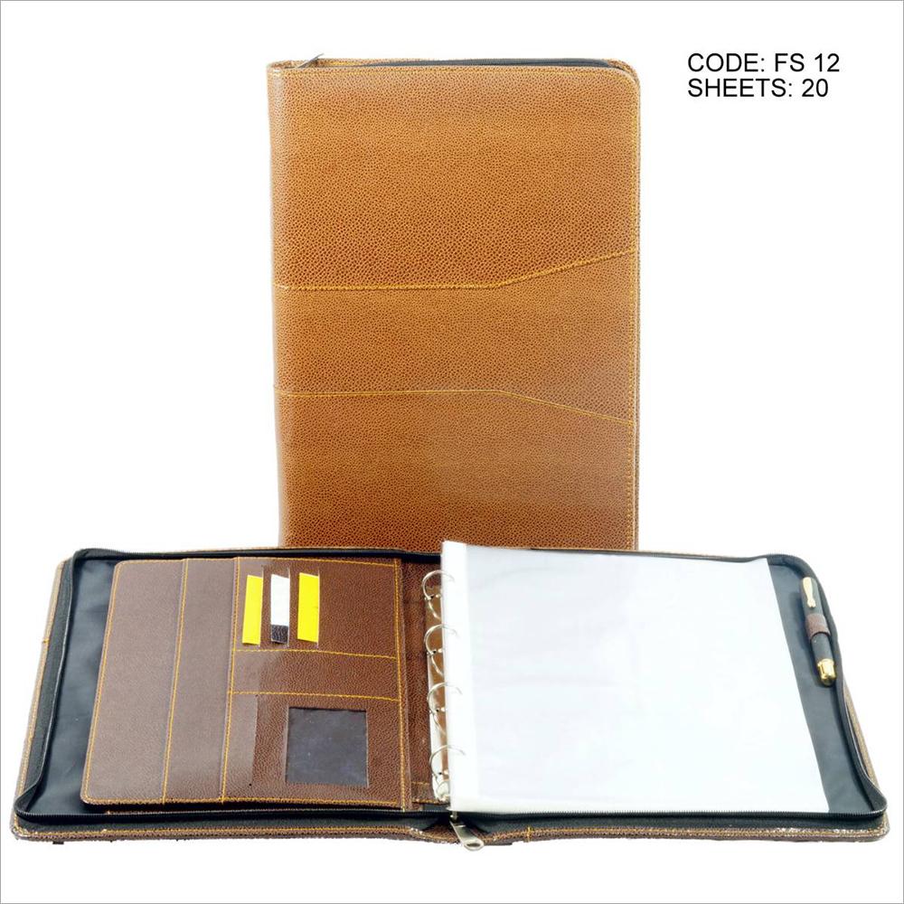 PU Leather File Folder
