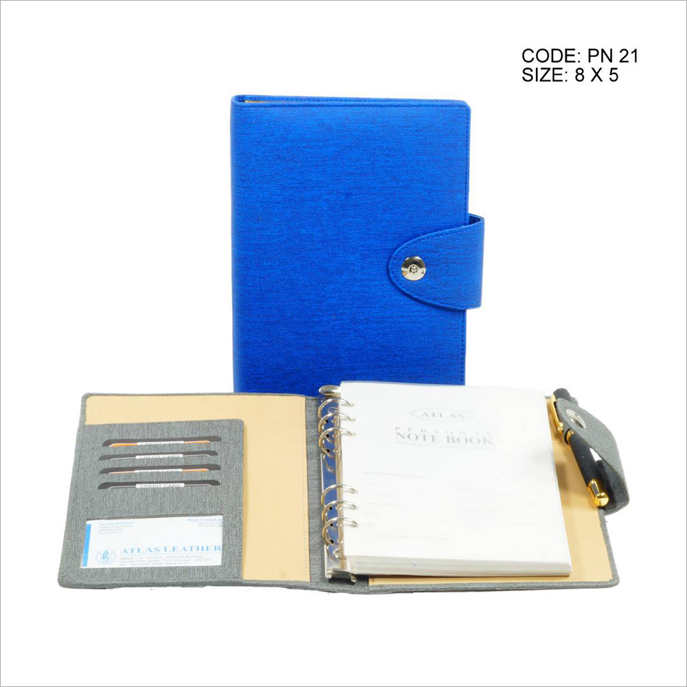 PU Leather Executive Notes Planner