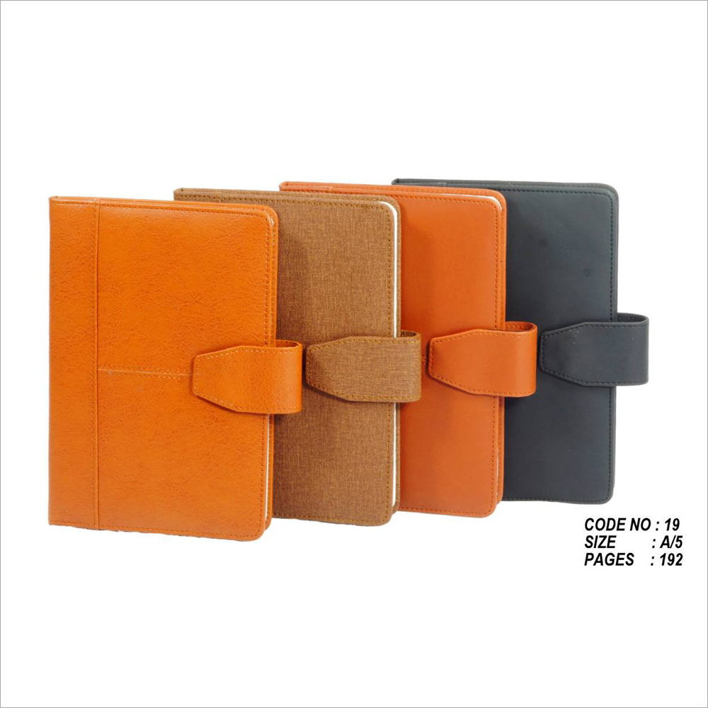 PU Leather Executive Diaries