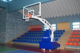 Movable Basketball Pole