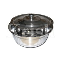 Apple Bowl with Cover