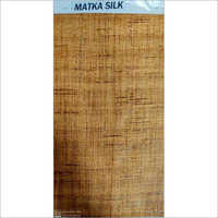 Matka Silk - Khadi Fabric