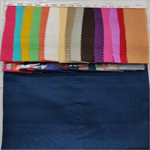 Milky Plain Silk Satin Fabric