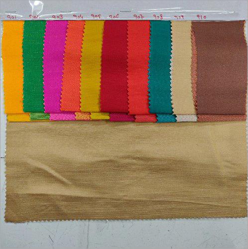 Sartik Plain Satin Fabrics