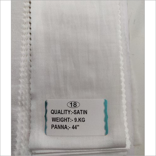 Dybale Nylon Satin Fabric