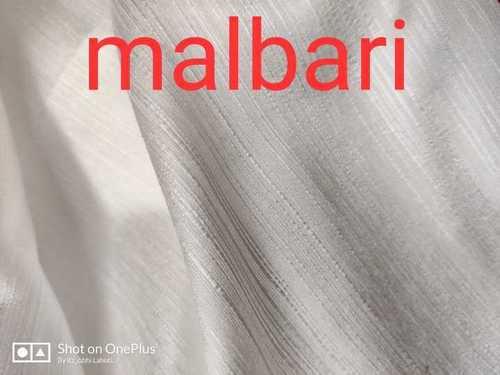 Soft Finish Malbari Silk Fabric