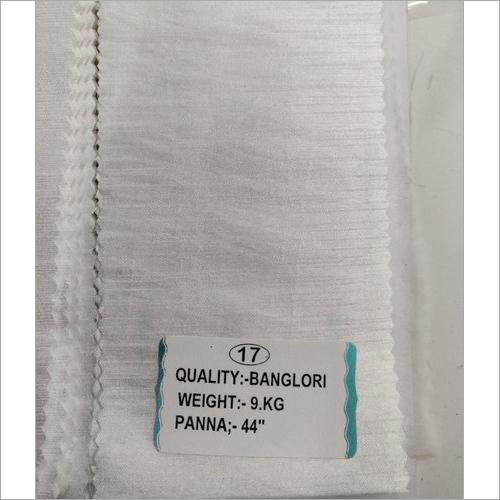 Dybale Banglori Silk Fabric
