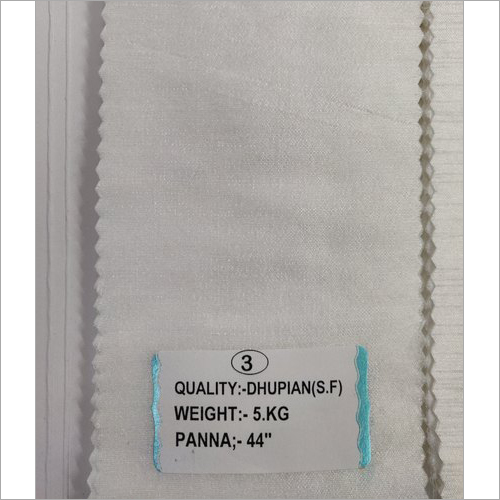 Soft Finish Nylone Dhupian Fabric