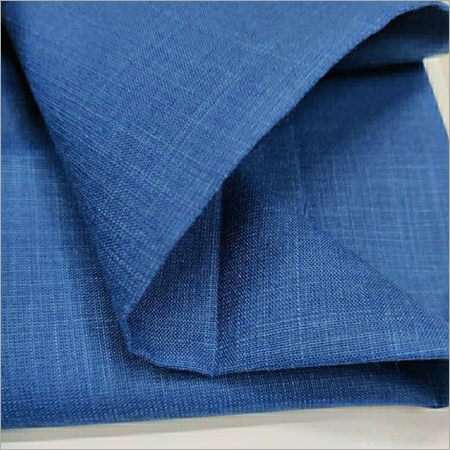 Plain Cotton Slub Fabrics