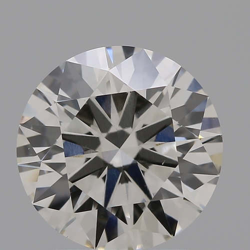CVD Diamond 1.72ct K VS1 Round Brilliant Cut IGI Certified Stone