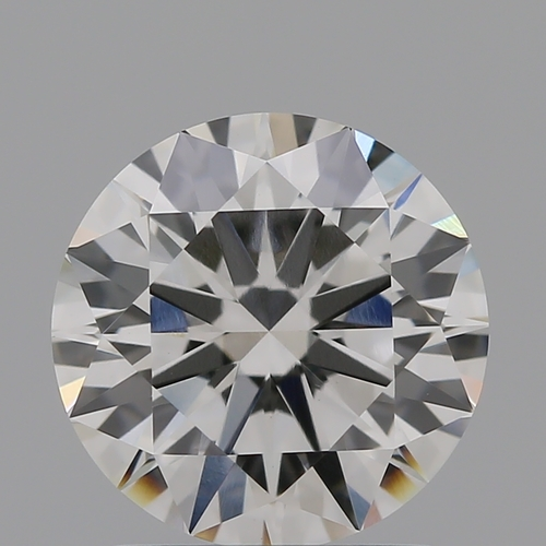 CVD Diamond 1.53ct G VVS2 Round Brilliant Cut IGI Certified Stone