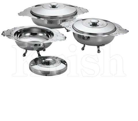 Round Dolphin Dish