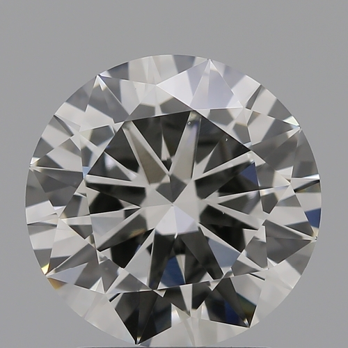 CVD Diamond 2.00ct I VS1 Round Brilliant Cut IGI Certified Stone