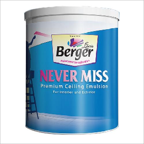Never Miss Ceiling Paint