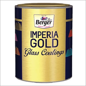 Imperia Gold Glass Coating Paint