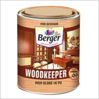 1K Pu Interior And Exterior Clear Woodkeeper