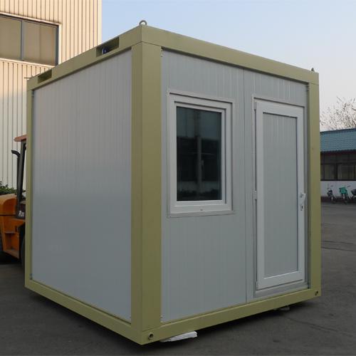 FRP Prefab Office Shelter