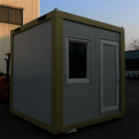 FRP Prefab Office Shelter