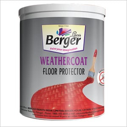 Floor Protector Weather Coat